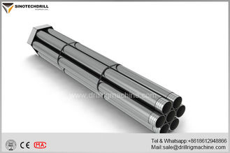 Cina Coring Drill Pipe Casing For Geological Exploration / Water Well Drilling ISO & CE pemasok