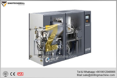 Rotary Screw Air Compressor Atlas Copco with 15 - 55 kW Installed Motor Power