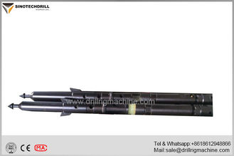 1.5m / 3m Double Tube Wireline Core Barrel Drill Head Assembly With Heated Treatment Process