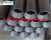 Cina Wireline Borehole Drilling Hardened Steel Rods , DCDMA BQ Drill Rods HQ PQ NQ Drill Rods perusahaan